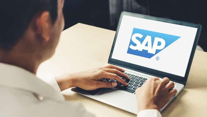 SAP training video default