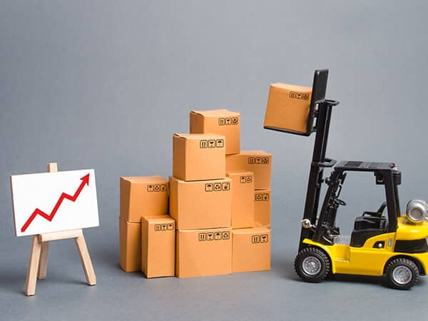 Using an ERP for Distribution Solutions
