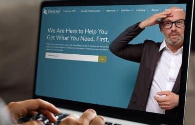 Blog New Client Focused Website