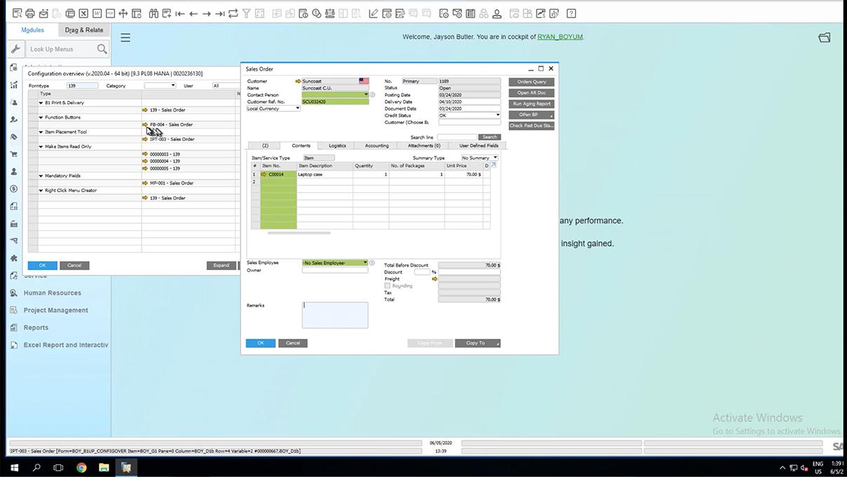 Screenshot_Boyum Usability Package Function Buttons