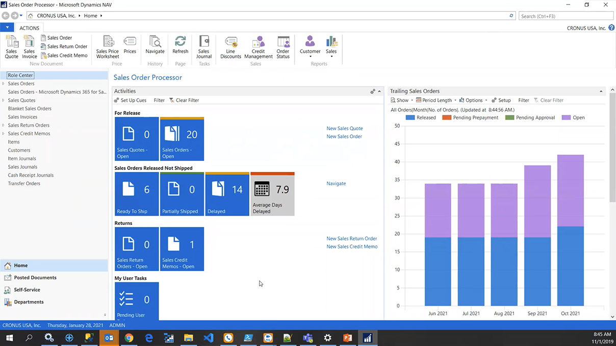 Screenshot_Dynamics NAV 2018 and Business Central Security & Permissions discussion