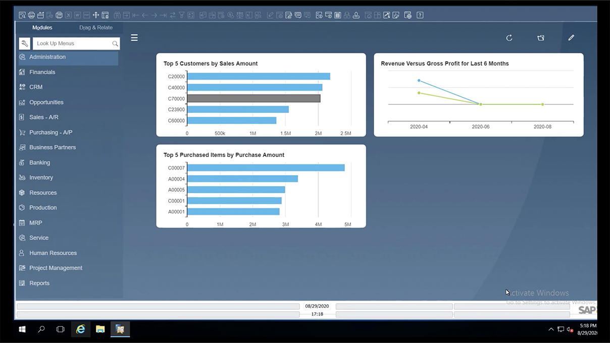 Screenshot_Working with the Analytical Portal